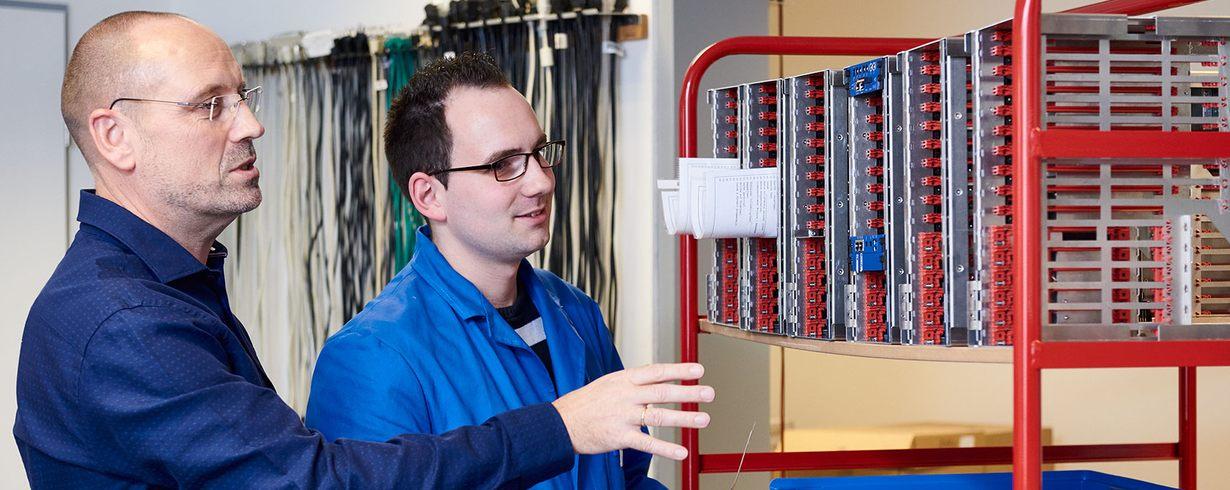 Datenlogger dydaqlog Gehaeusetechnik