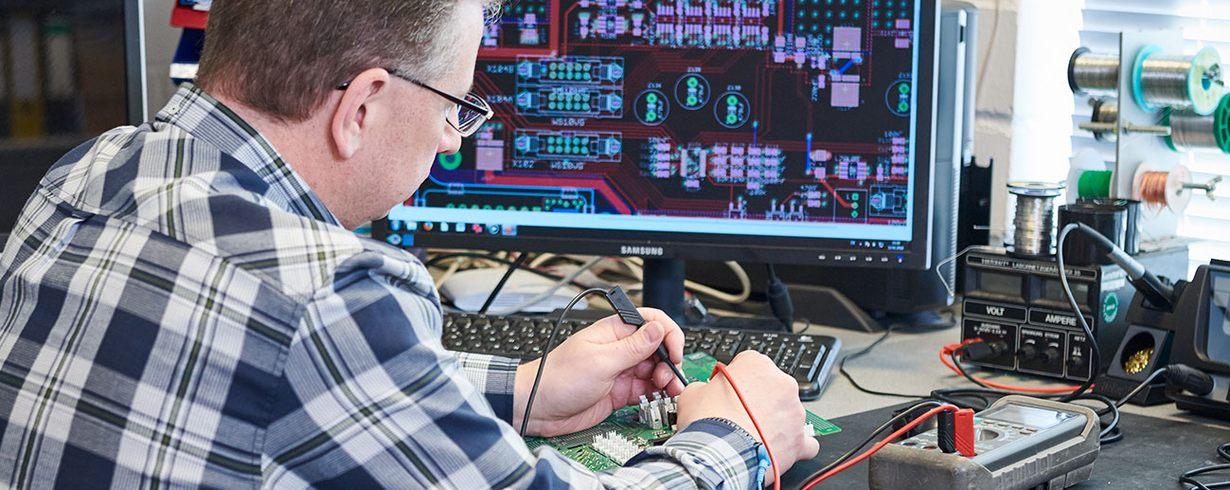 dydaqlog IIoT Datenlogger Hardware-Entwicklung